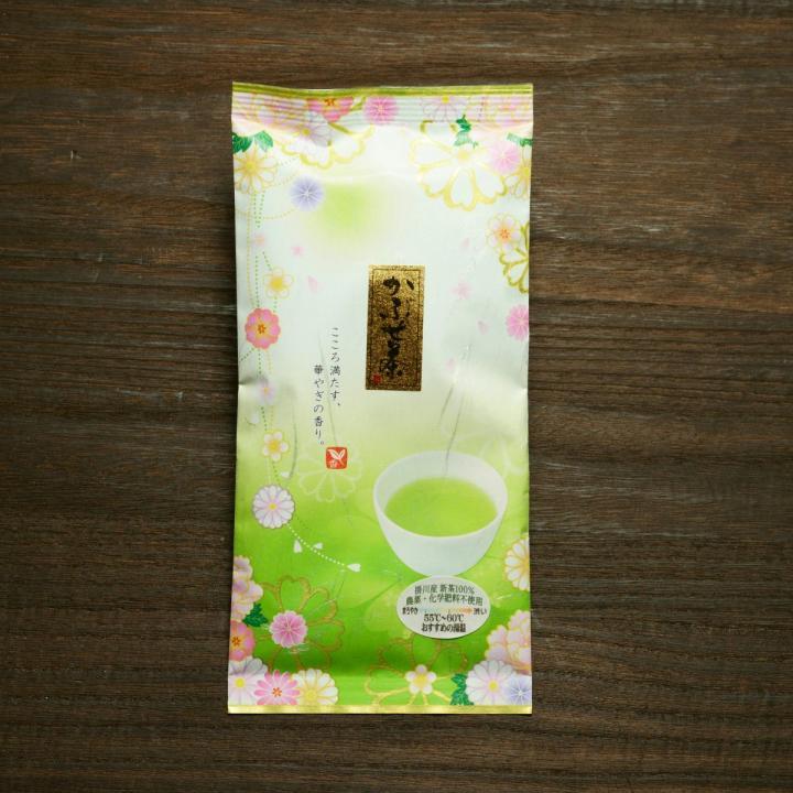 「【2020年新茶】かぶせ茶/100g」商品写真 1