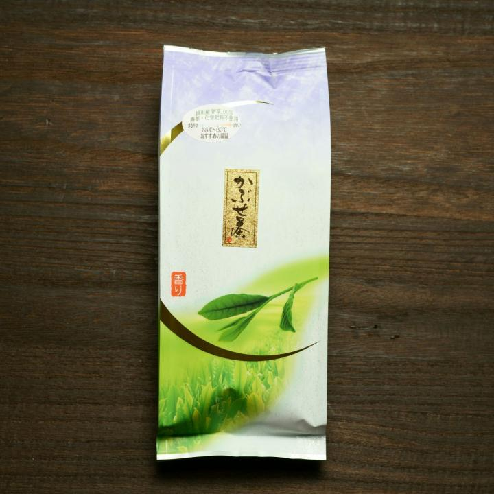 「【2020年新茶】かぶせ茶/200g」商品写真 1