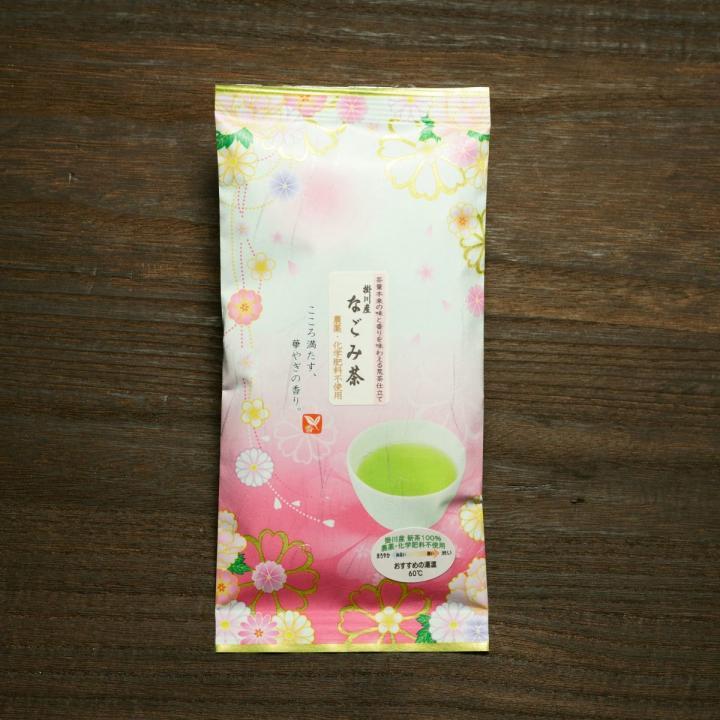 「【2020年新茶】なごみ茶/100g」商品写真 1