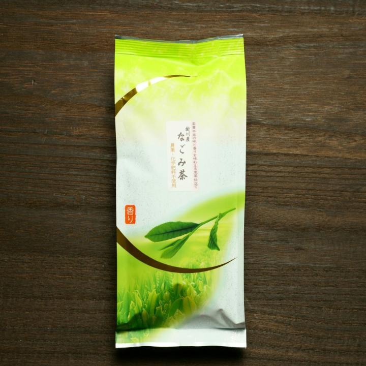 「【2020年新茶】なごみ茶/200g」商品写真 1